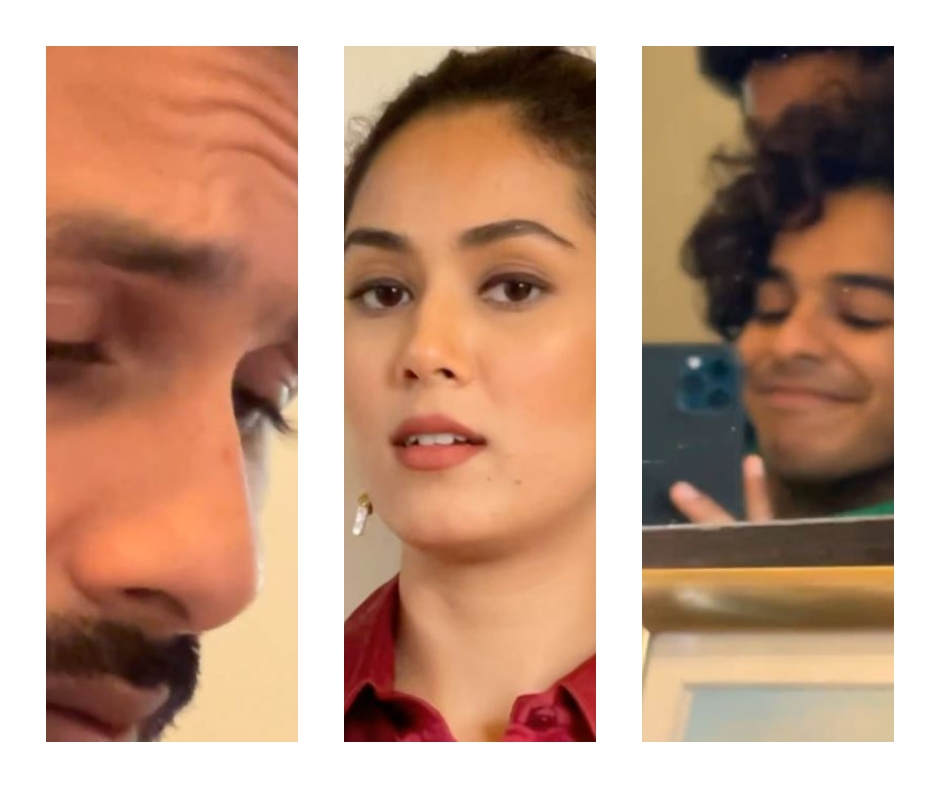Watch: Mira Rajput shares video featuring Shahid Kapoor and Ishaan Khatter getting scolded by mom Neliima Azim; here's why