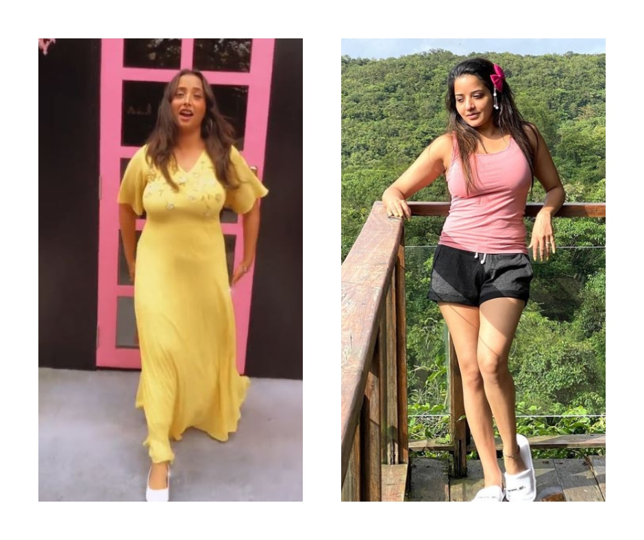 Bhojpuri actress Rani Chatterjee grooves on 90s song 'Made In India', while Mona Lisa shares her 'nature lover' click   See pics and video