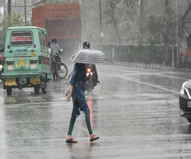Weather Updates: Monsoon reaches entire country, says IMD; rain likely in Delhi for next 6 days | check forecast for other states