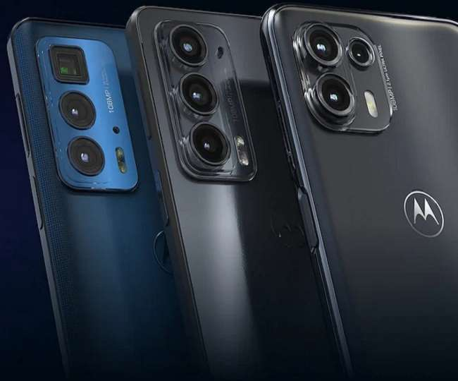 Motorola launches three phones under its edge series: Know prices and specifications