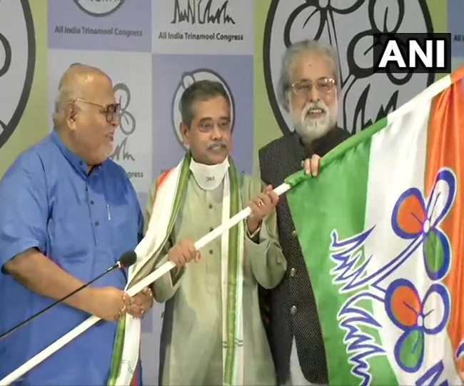 Abhijit Mukherjee, son of ex-President Pranab Mukherjee, joins TMC, says 'only Mamata Banerjee can stop BJP'