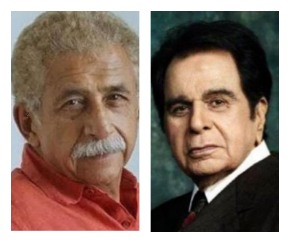 Naseeruddin Shah on Dilip Kumar: 'He didn't do enough apart from acting'