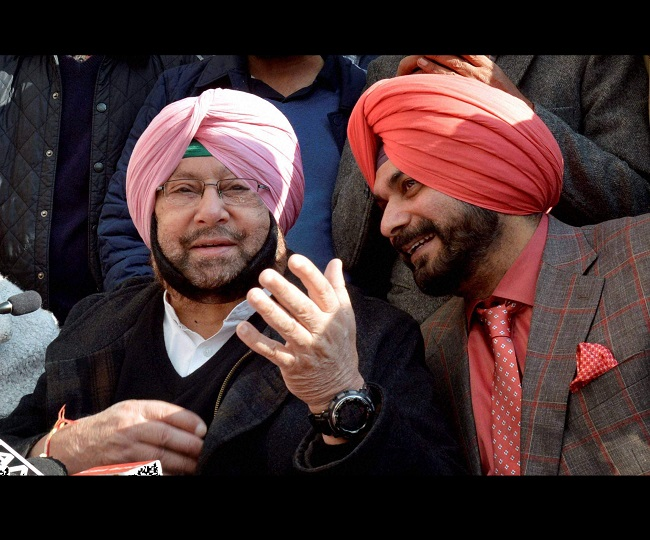 Punjab Political Crisis: Capt Amarinder agrees for Navjot Sidhu's elevation but 'with conditions'