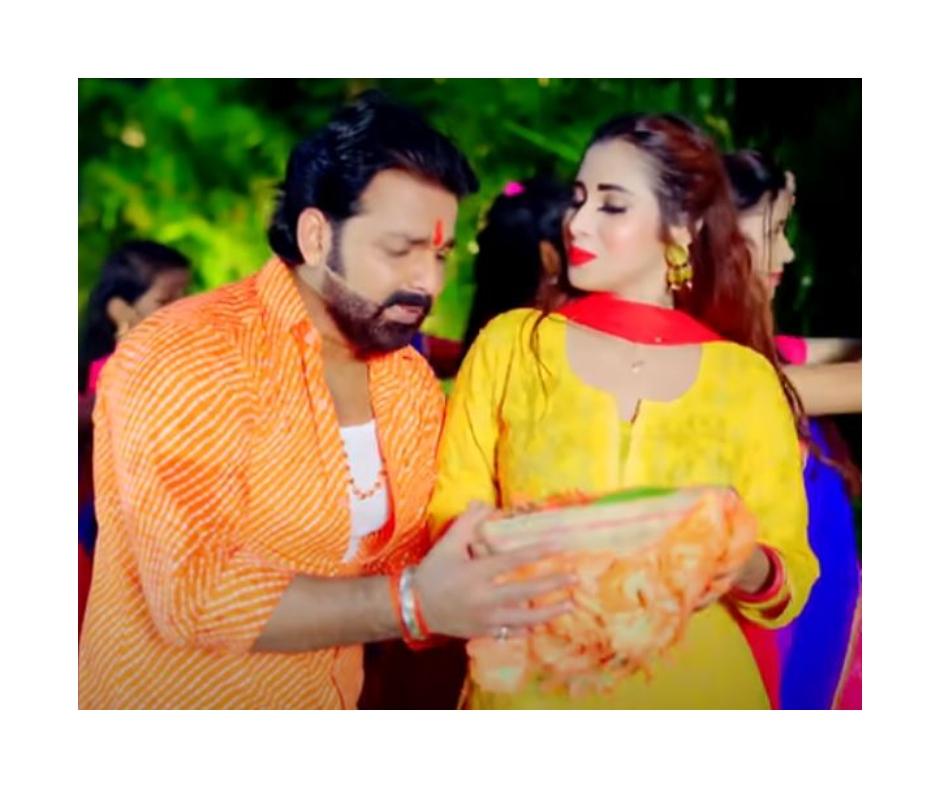 Pawan Singh's latest Bhojpuri song on sawan 'Shiwala Pa Somari' becomes a hit; gathers more than 2.2 million views in just 11 hours