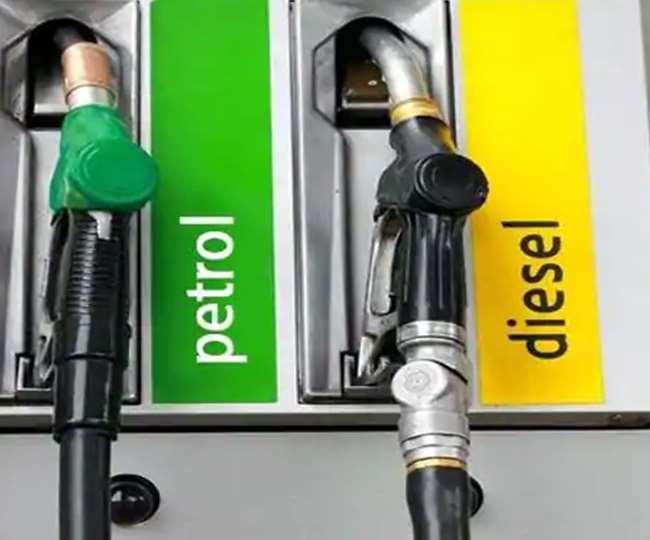 Fuel Price Hike: Petrol prices hiked again, diesel rates see marginally drop; check details here