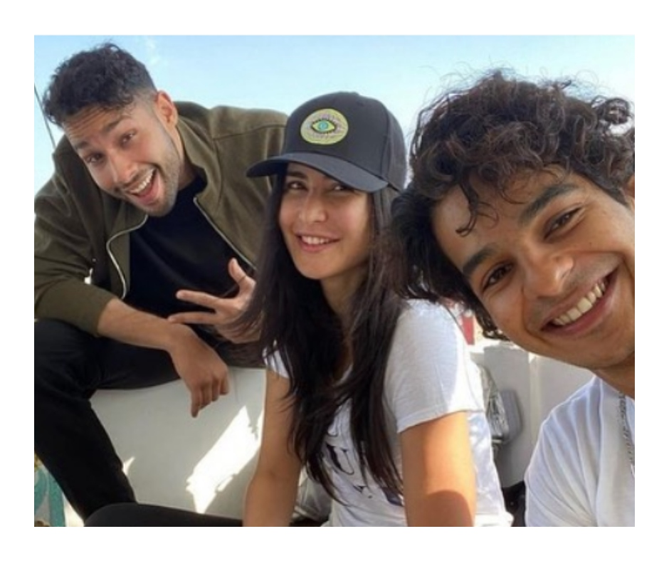 CONFIRMED! Katrina Kaif, Ishaan Khatter, Siddhant Chaturvedi's 'Phone Bhoot' to release next year