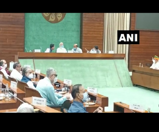 Ahead of Parliament Monsoon Session, PM Modi chairs crucial all-party meet in Delhi