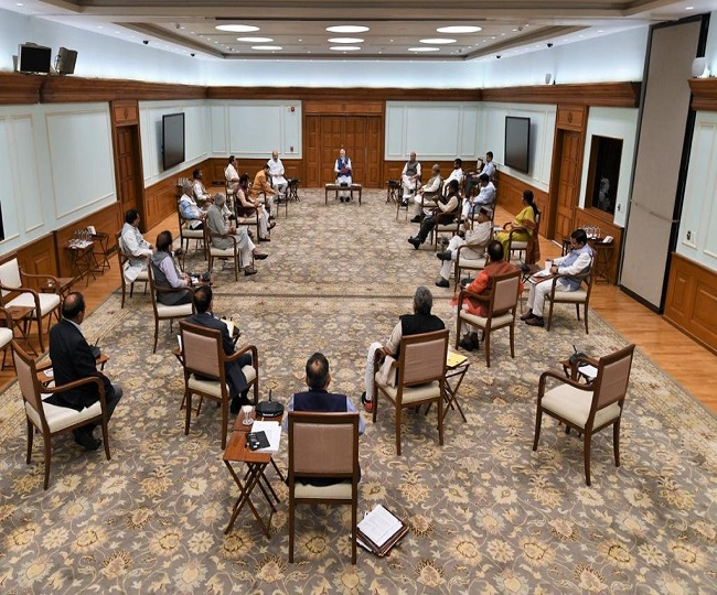 Amid buzz over cabinet reshuffle, PM Modi's meet with top ministers, BJP chief today cancelled