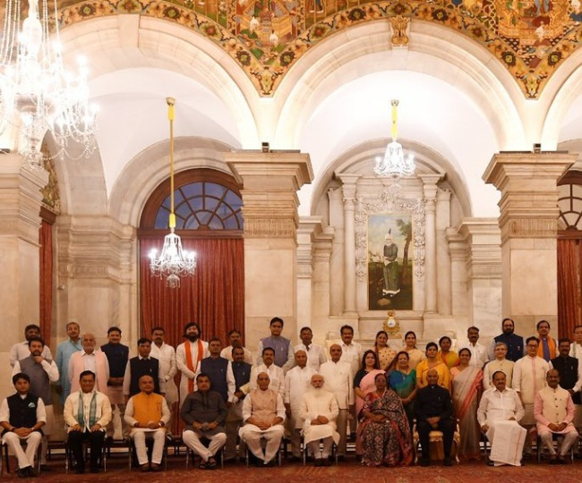 Modi Cabinet 2.0: PM's Council of Ministers gets a makeover, here's who gets what