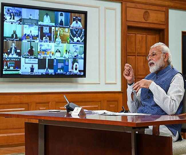 PM Modi interacts with CMs of 6 states amid concerns over 3rd wave of COVID-19