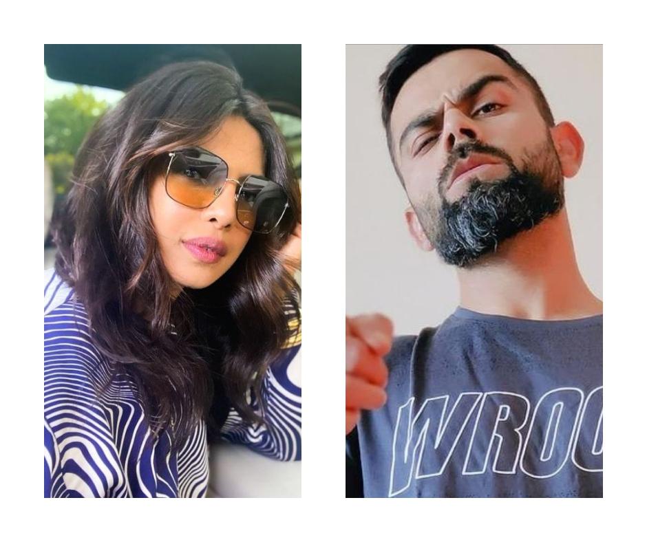Priyanka Chopra bags 27th spot while Virat Kohli is at 19th in the annual Hopper Instagram Richlist; check out who tops the list