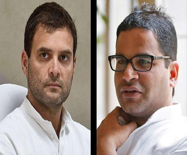 With an eye on 2024 Lok Sabha elections, Prashant Kishor meets Rahul Gandhi, Priyanka Vadra
