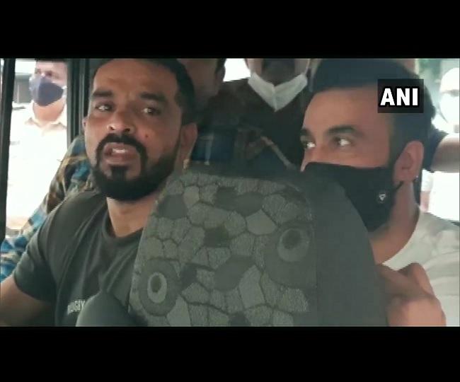 Shilpa Shetty's husband Raj Kundra sent to police custody till July 23 in pornographic films case
