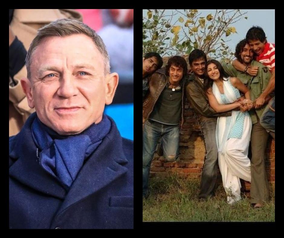 When James Bond actor Daniel Craig auditioned for Aamir Khan's 'Rang De Basanti'