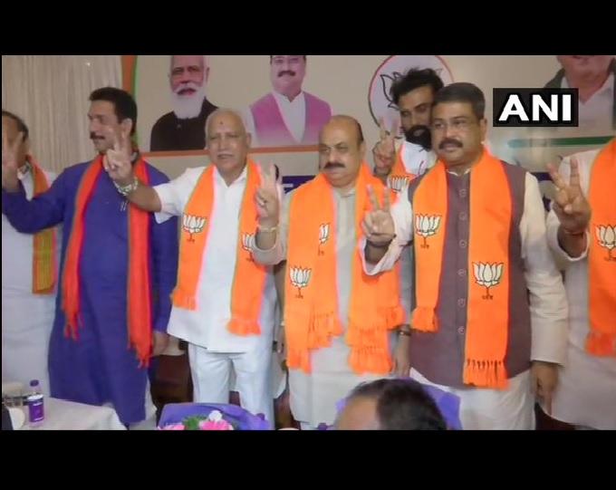 Basavaraj Bommai elected as new Karnataka CM a day after BS Yediyurappa's exit