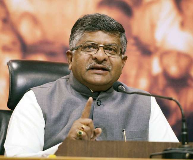 'Twitter must be cognisant of local laws while operating in India': Ravi Shankar Prasad
