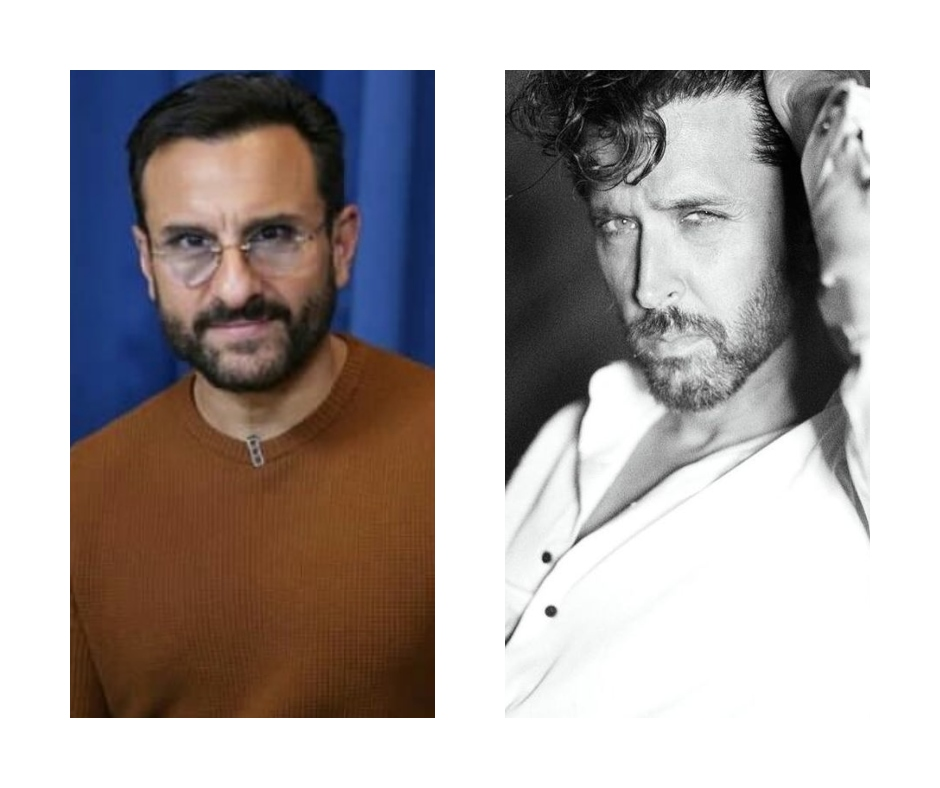 Hrithik Roshan and Saif Ali Khan to work together in Hindi remake of Tamil action thriller Vikram Vedha