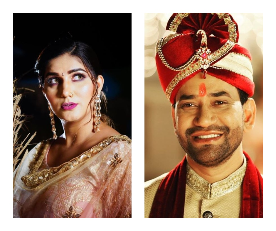 Sapna Choudhary to make her Bhojpuri debut alongside Dinesh Lal Nirahua