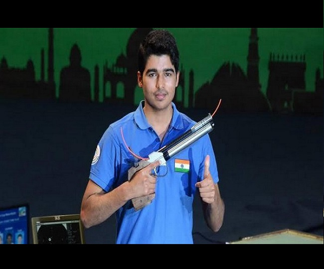 Tokyo Olympics 2020: Shooter Saurabh Chaudhary finishes 7th in final of men's 10m air pistol