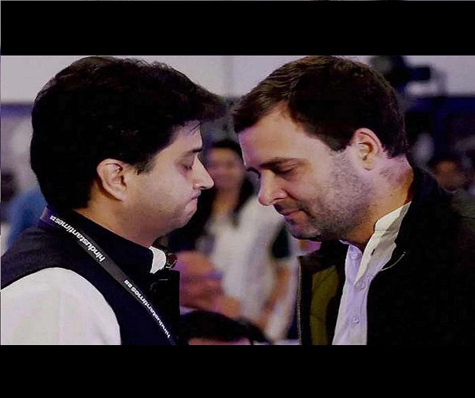 Congress needs 'fearless' leaders, those who are scared can leave: Rahul Gandhi attacks Jyotiraditya Scindia, Jitin Prasada