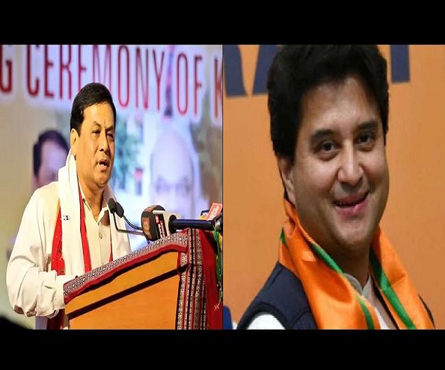 PM Modi's cabinet rejig likely on July 7; Jyotiraditya Scindia, Sarbananda Sonowal among top probables of ministerial berth