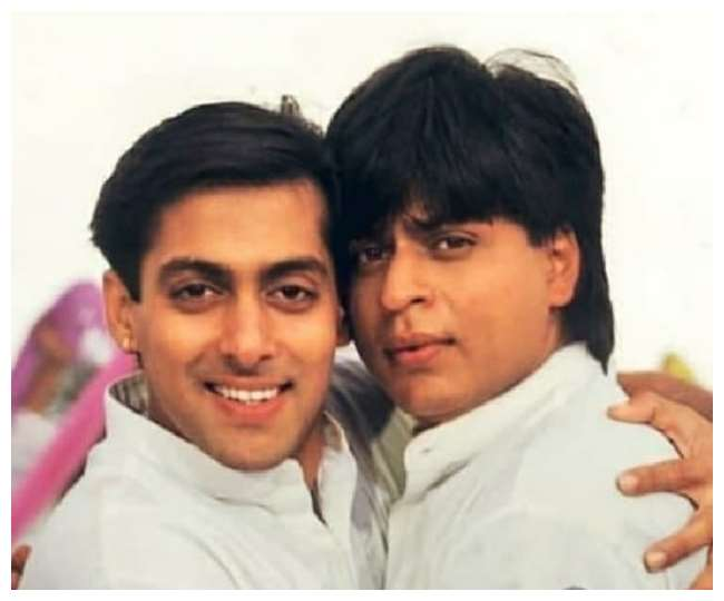 Shah Rukh Khan and Salman Khan to re-unite for upcoming films Pathan and Tiger 3   Details Inside