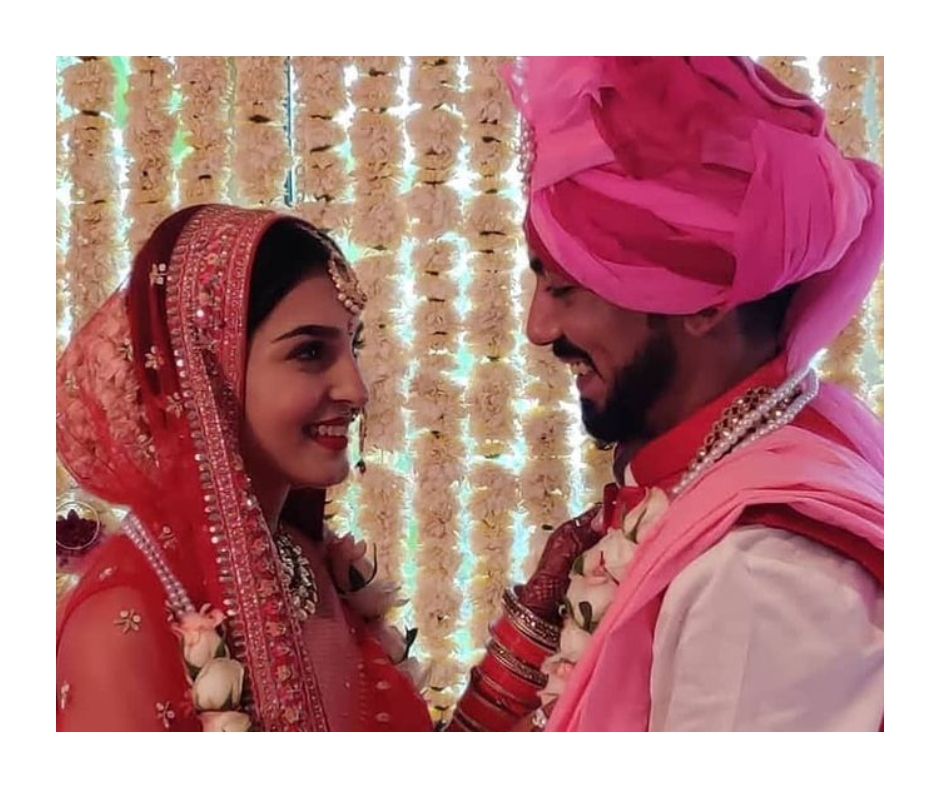 TV Actress Shiny Doshi gets married to beau Lavesh Khairajani | See pics and videos