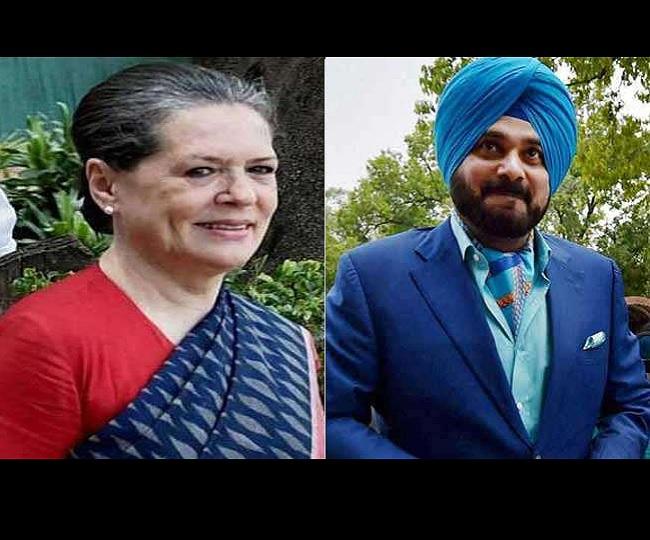 Punjab Political Crisis: Navjot Singh Sidhu meets Sonia Gandhi amid talks of elevation as state party chief