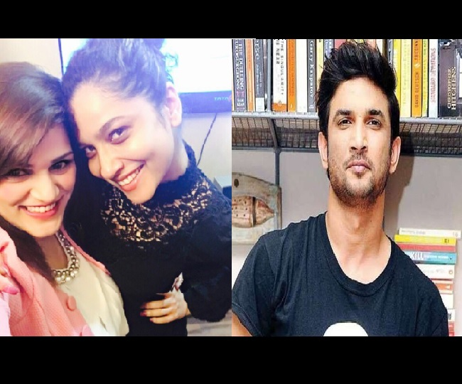 Sushant Singh Rajput's sister Shweta defends Ankita Lokhande as fans claim she is 'using' late actor's name for PR