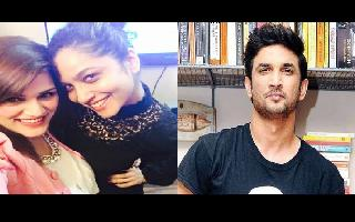 Sushant Singh Rajput's sister Shweta defends Ankita Lokhande as fans claim..