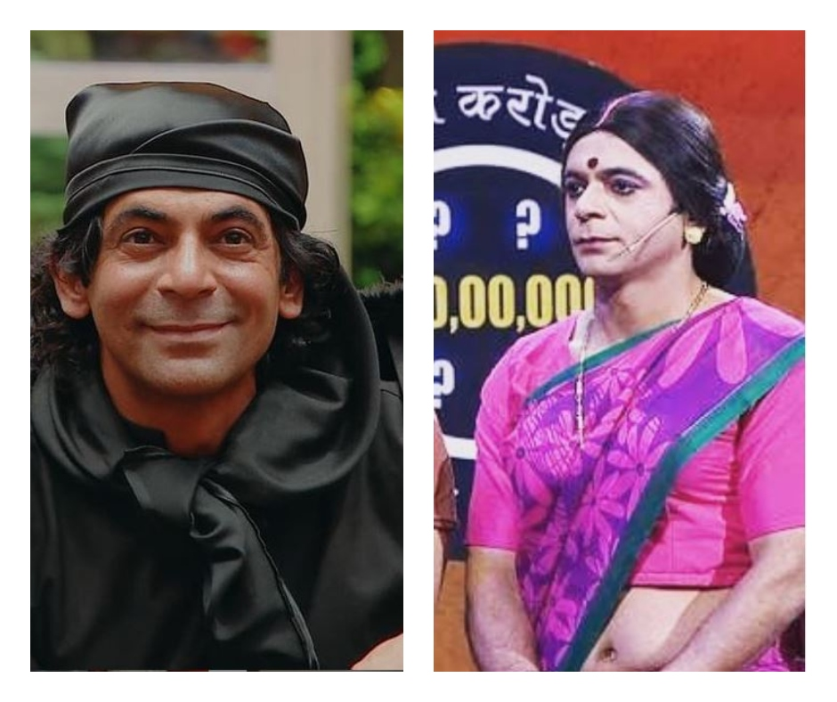 Sunil Grover on playing women characters in Kapil Sharma's show: I sometimes put those clothes on