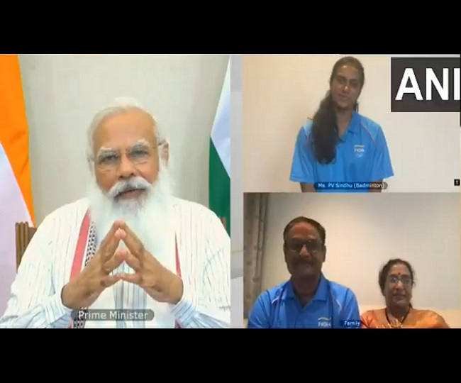 'Reflection of new India': PM Modi hails struggles of Indian athletes of Tokyo Olympics, wishes them luck