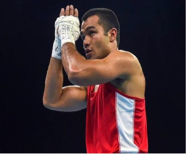 Tokyo 2020 Olympic Games: Vikas Krishan Yadav - Profile, Stats, Records, Biography