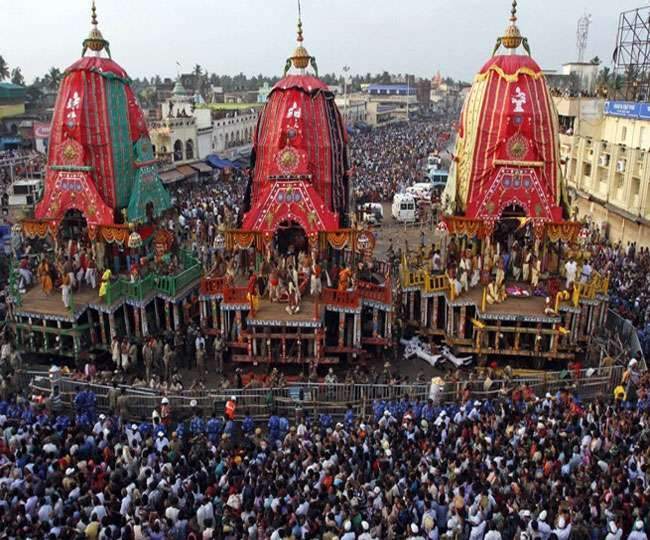 Coronavirus News: Puri Rath Yatra to be held this year without devotees, only negative, vaccinated servitors allowed
