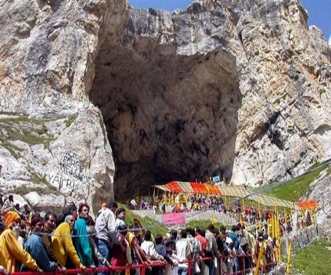 Amarnath Yatra cancelled for second time in a row due to COVID-19 crisis