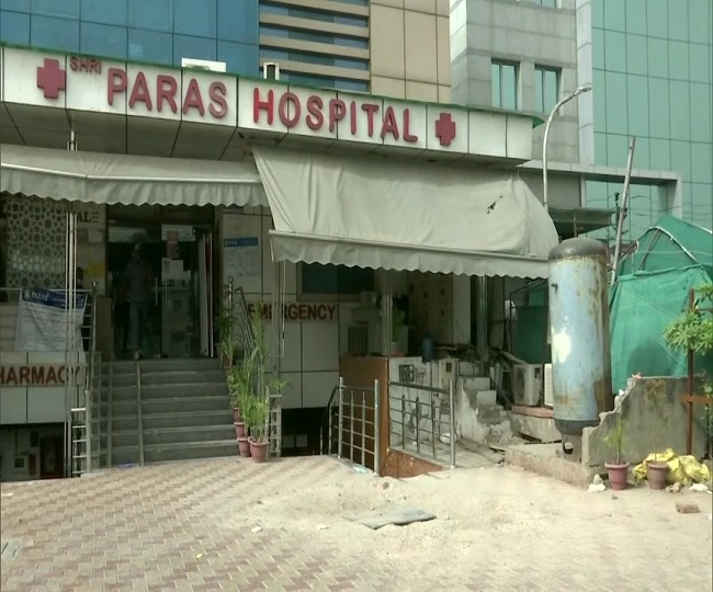 Coronavirus News: Agra's Shri Paras Hospital sealed, patients shifted to other facilities; owner booked