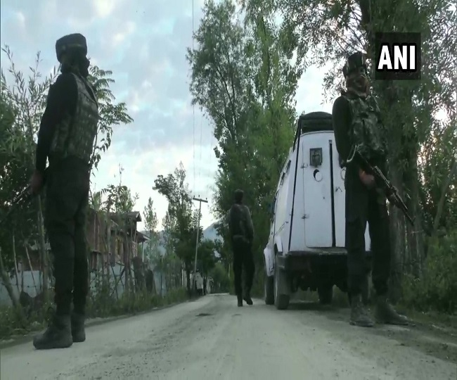 3 top Lashkar terrorists, including Mudasir Pandit, killed in encounter with security forces in J-K's Sopore