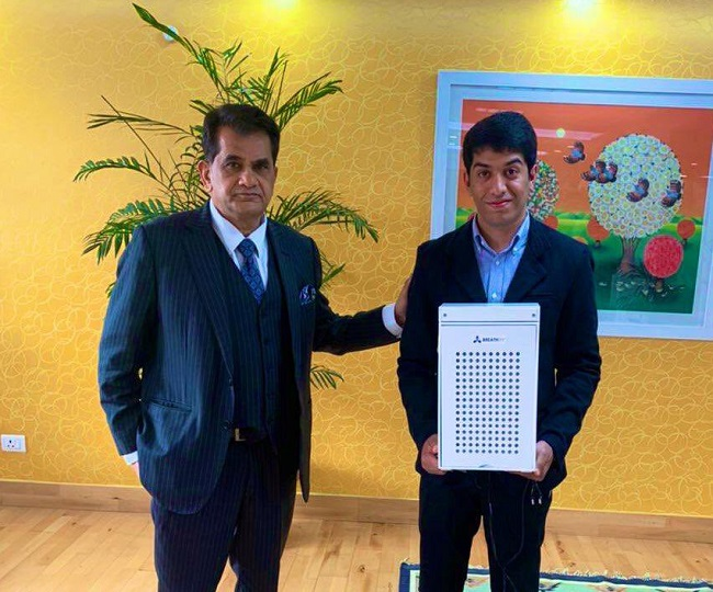 World Wind Day 2021: Meet Krrish Chawla, the 19-year-old Delhitee who made an eco-friendly, affordable air purifier