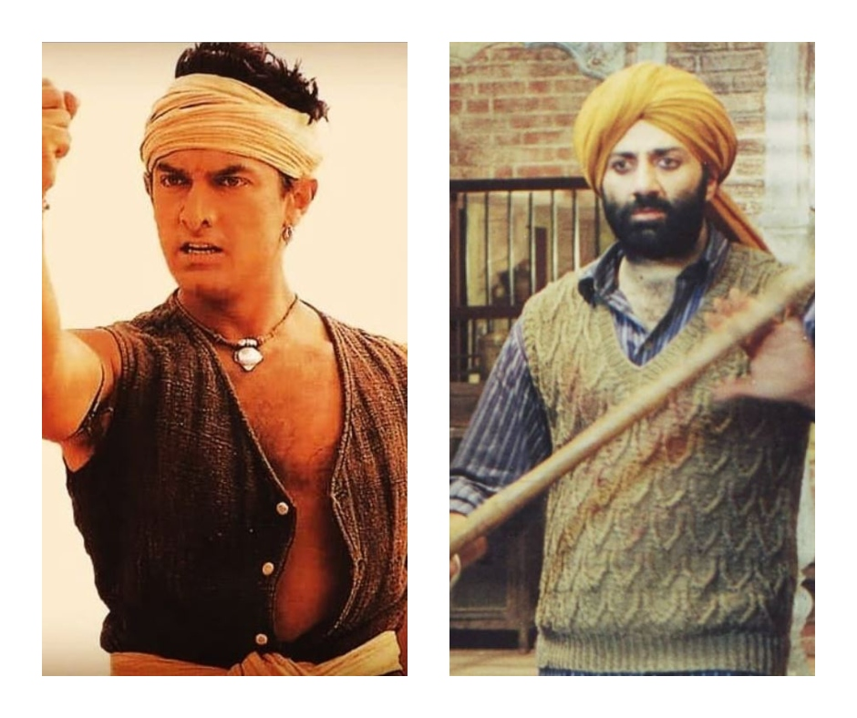 Tuesday Trivia: Here's what happened when Aamir Khan's 'Lagaan' clashed with Sunny Deol's 'Gadar' 20 years ago