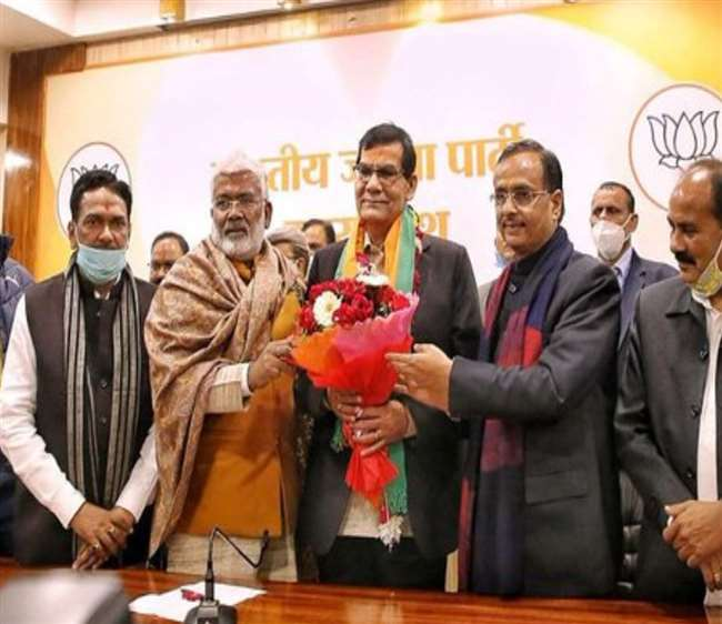 AK Sharma, ex-IAS officer and PM Modi's trusted aide, appointed BJP's Uttar Pradesh vice president