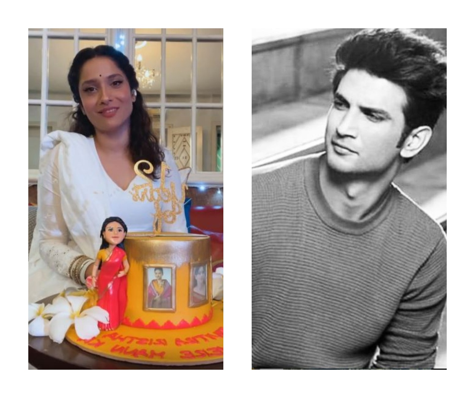 WATCH: Ankita Lokhande misses Sushant Singh Rajput as she celebrates 12 years of Pavitra Rishta; gets emotional in the video