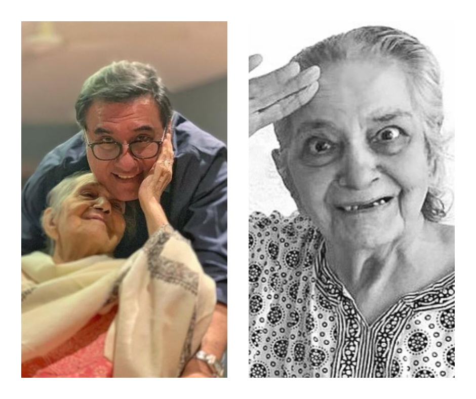 Actor Boman Irani's mother passes away at the age of 94; actor shares long post on Instagram
