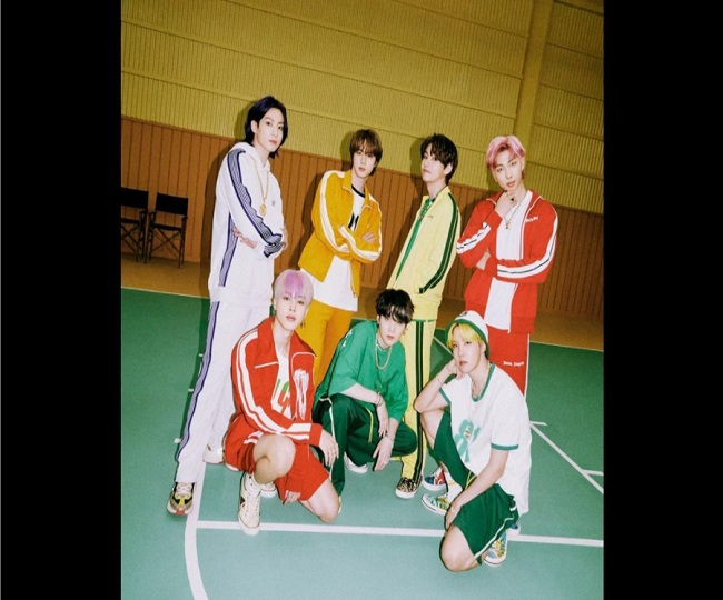 BTS 2021 Muster Sowoozoo: Fans turn internet purple as popular Korean band turns eight