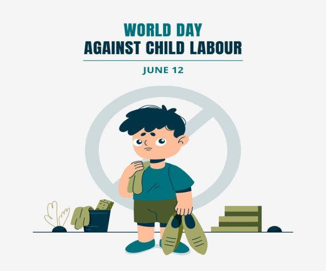 World Day Against Child Labour 2021: Wishes, Messages, Quotes, Slogans,  Whatsapp And Facebook Status To Share With Your Family And Friends