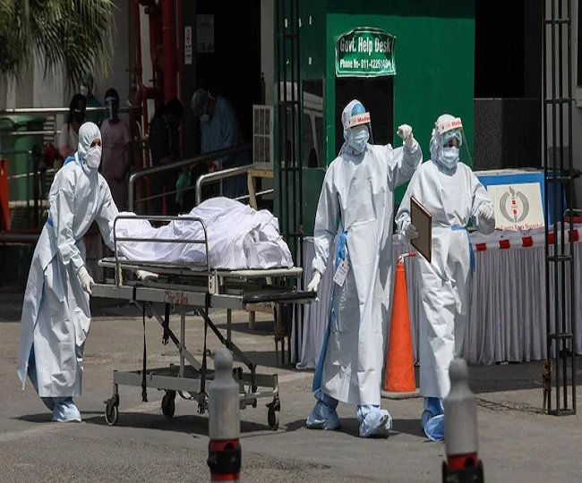India sees 60,753 new COVID-19 cases, 1,647 deaths in a day; active cases lowest in last 74 days