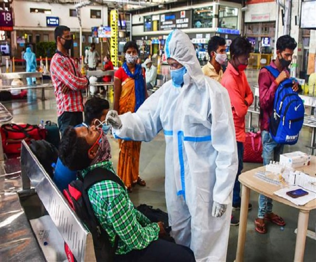 India reports 54,069 new COVID-19 cases, 1,321 deaths in last 24 hours; active caseload declines to 6.27 lakh