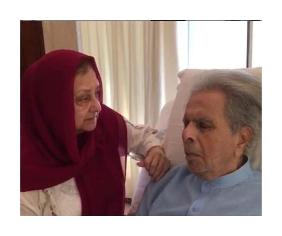 Veteran actor Dilip Kumar discharged from hospital after undergoing pleural aspiration procedure