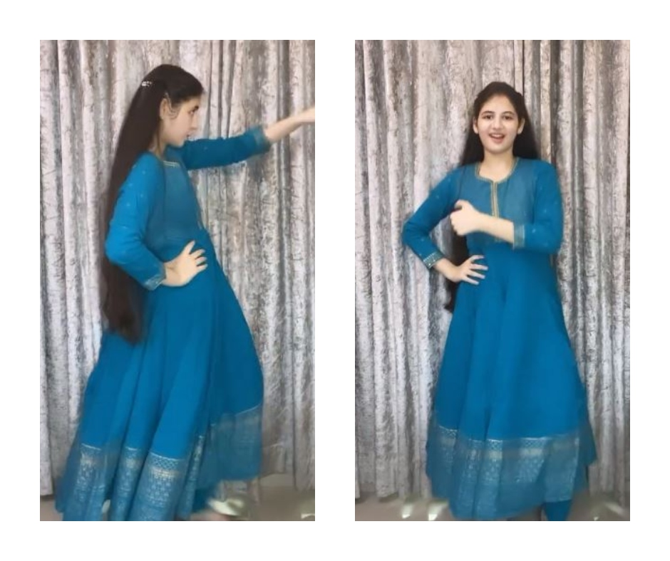 Salman Khan's former co-star Harshaali Malhotra shares dance video on Instagram | Watch