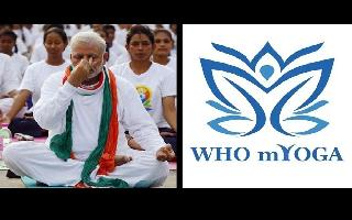 Explained: What is mYoga app launched by PM Modi on International Yoga Day..