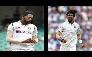 ICC WTC Final 2021: Ishant Sharma or Mohammed Siraj, who should play as..